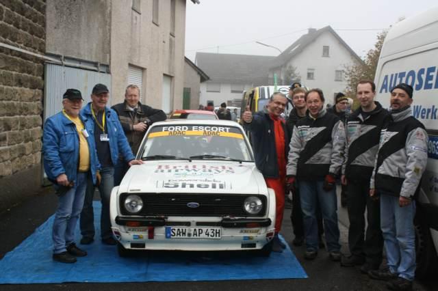 Rallye Youngtimer Trophy - Meister 2012